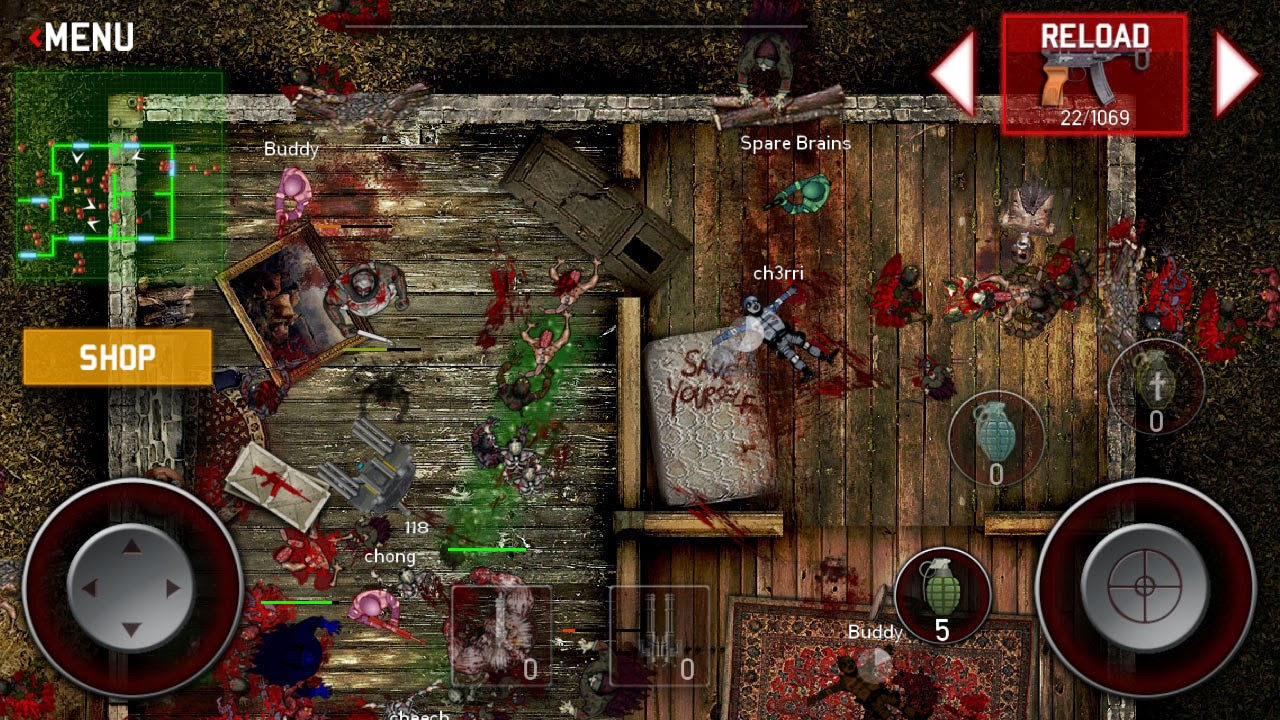 descargar sas zombie assault 4 hack apk
