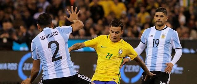Coutinho é escolhido por Tite para ser capitão contra Austrália