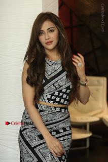 Telugu Actress Angela Krislinzki Latest Pos in Short Dress  0049.JPG