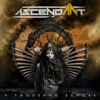 "Ascendant - ""Walls Between Us"" (video) from the album ""A Thousand Echoes"""