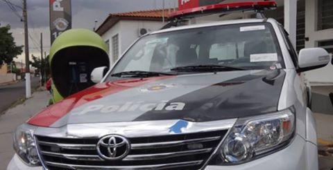 FORÇA TÁTICA CAPTURA PROCURADO DA JUSTIÇA EM REGISTRO-SP