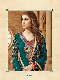 Kangana Vol 63 KALA FASHION SUITS WHOLESALER LOWEST PRICE SURAT GUJARAT