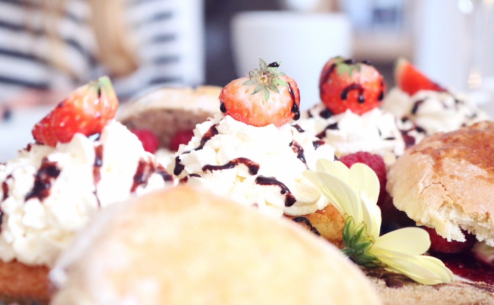 Afternoon Tea at Chilli Cake Deli, Middlesbrough
