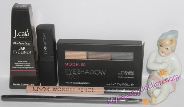 Lip Factory September 2014 beauty box review, unboxing