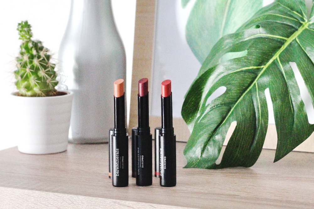 bareMinerals BarePro Lippenstift test