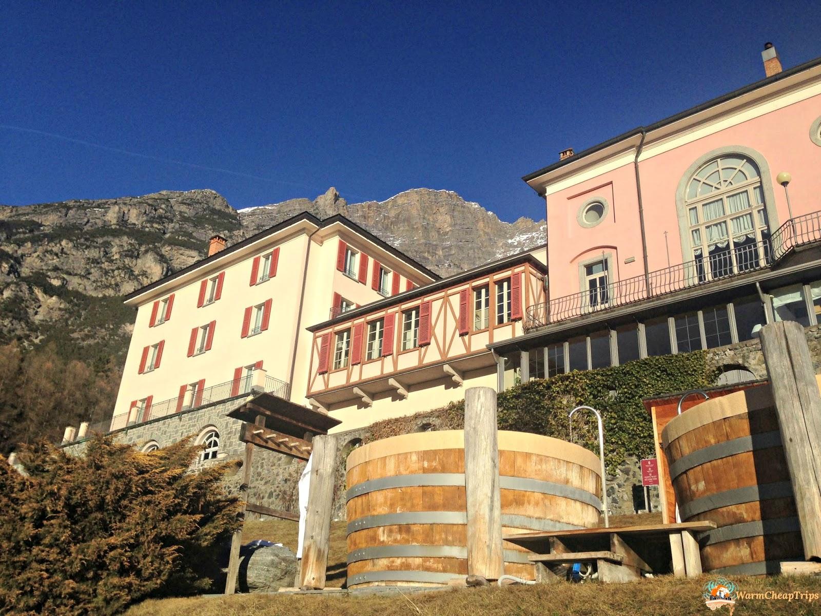 Bagni di Bormio, un paradiso termale tra le montagne. - WarmCheapTrips