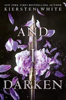 and i darken, kiersten white, book, vlad the impaler, fantasy, history, young adult