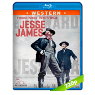 Jesse James (1939) BRRip 720p Audio Dual Latino-Ingles