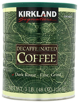 Kirkland Coffee - Fine Ground Roasted Coffee Beans - Grocery