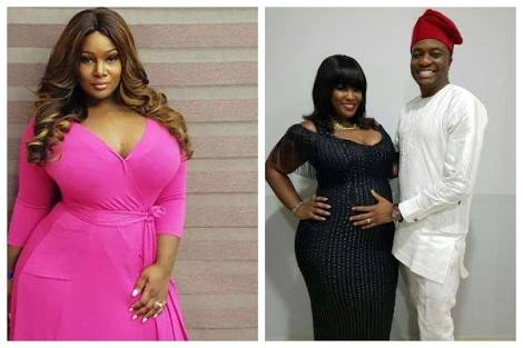 Popular OAP Toolz & Husband Tunde Demuren Welcome Baby Boy