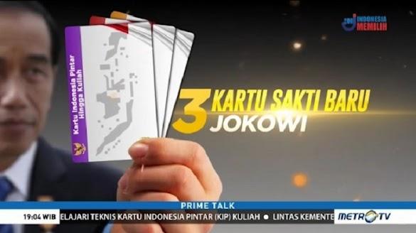 Kartu Sakti Baru Jokowi Menunjukkan Kegagalan Pembangunan