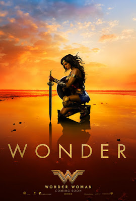 Wonder Woman New Movie Poster