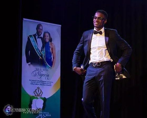 Theo Ogundipe MR Nigeria UK  2015