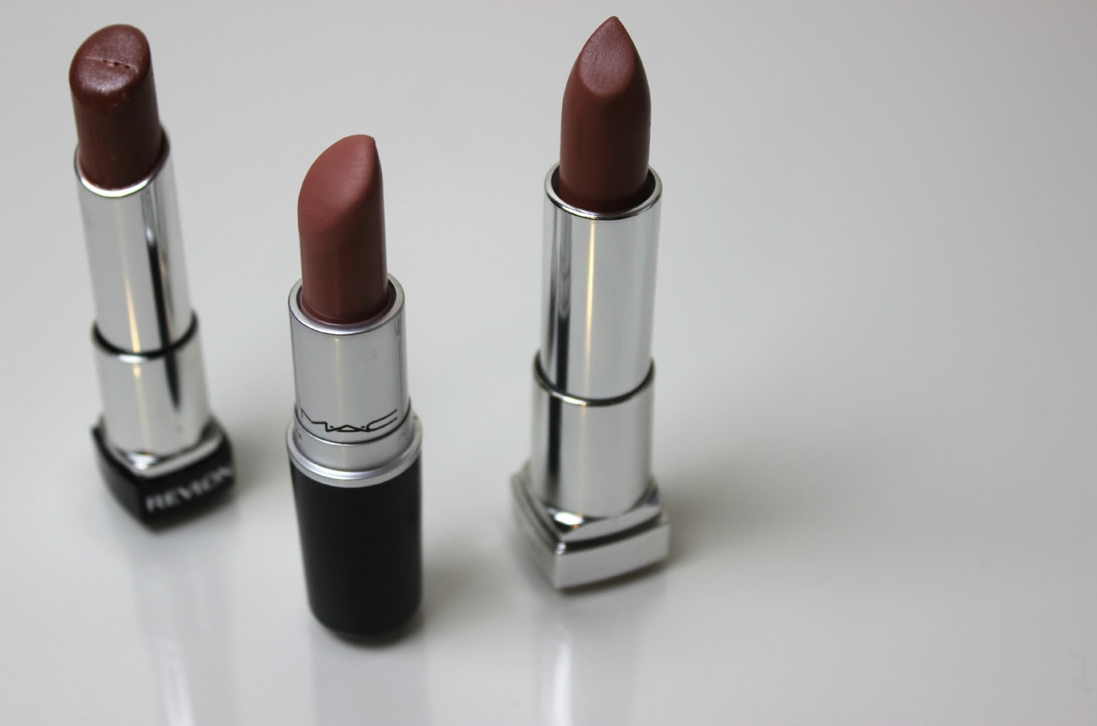 A picture of winter nude lipsticks