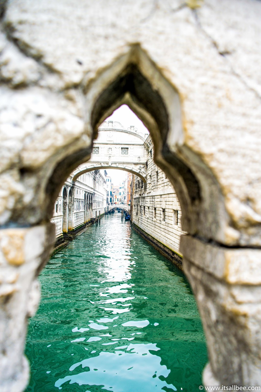 Venice In December | Bridge of sighs