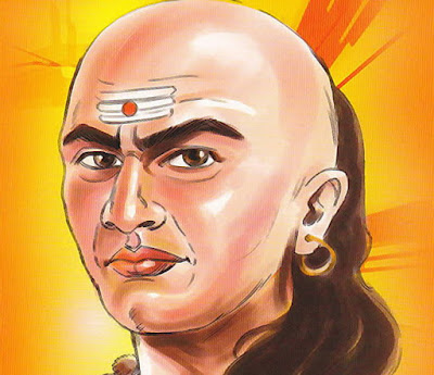 Chankya, Indian Guru. Author of Arthashastra.