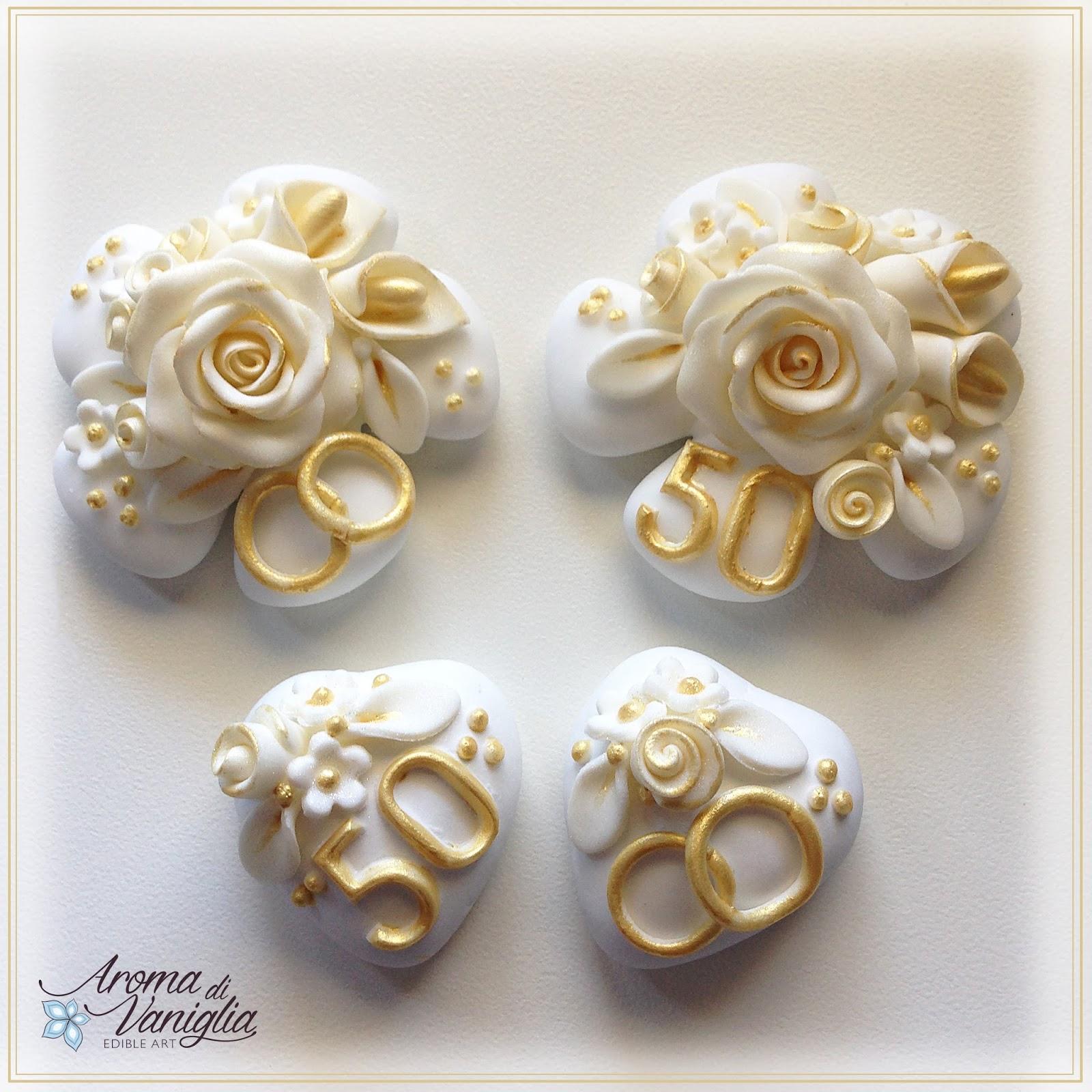 Preferenza aroma di vaniglia: nozze d'oro VF54