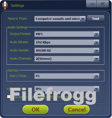 Gilisoft Audio Recorder Pro Full