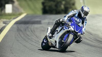 Yamaha R1 Racing Blue Price