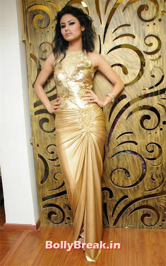 Mouni Roy, Jhalak Dhikhhla Jaa 7 contestants Pics