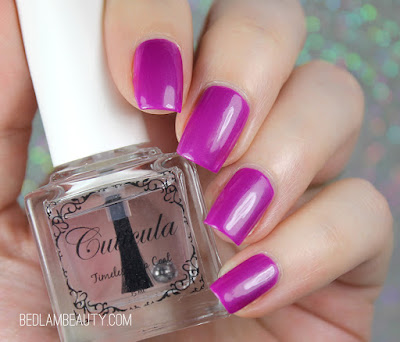 Cuticula Timeless Top Coat in Ocarina of Lime | Polish Pickup June 2018