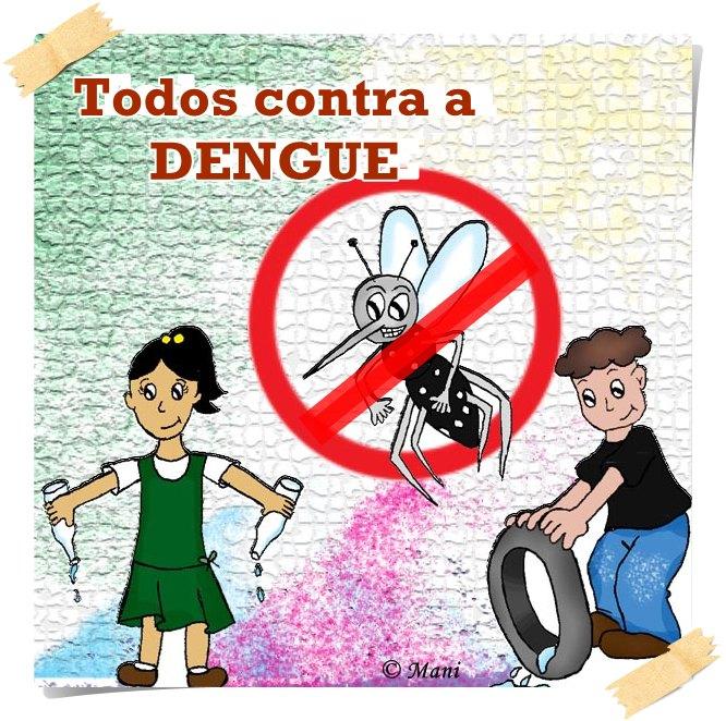 Turminha Do Sinal Turminha Contra A Dengue