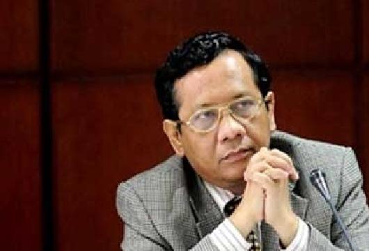 Dituding Berafiliasi pada Kubu Capres Tertentu, Mahfud MD: Emang Kenapa kalau Anda Tahu?