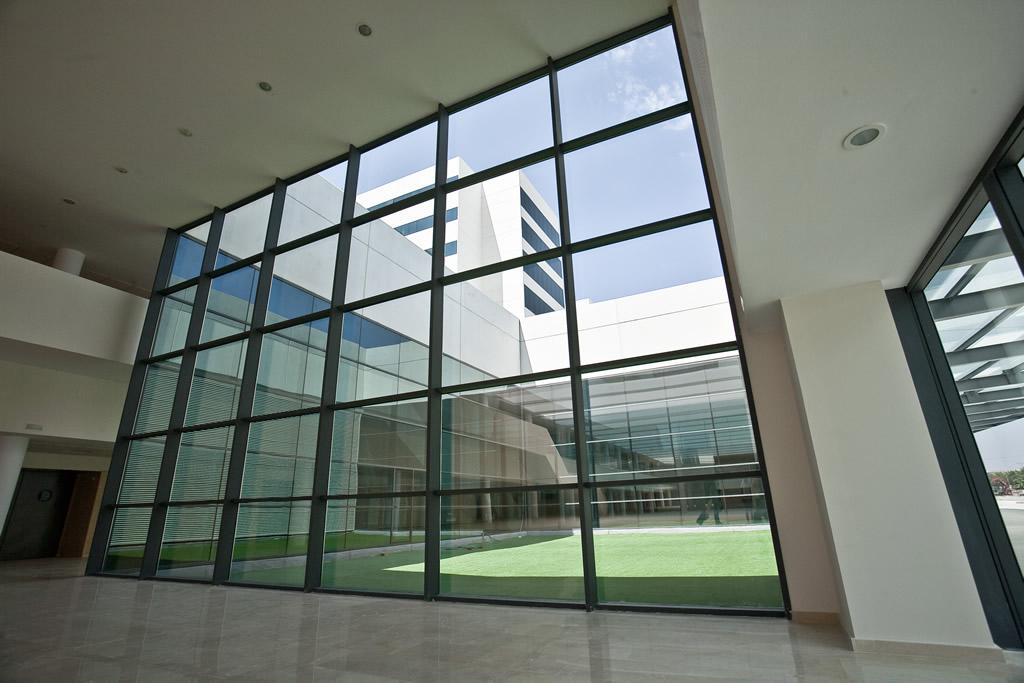 Acristalamientos interiores cerramientos de cristal for Cerramientos de interiores