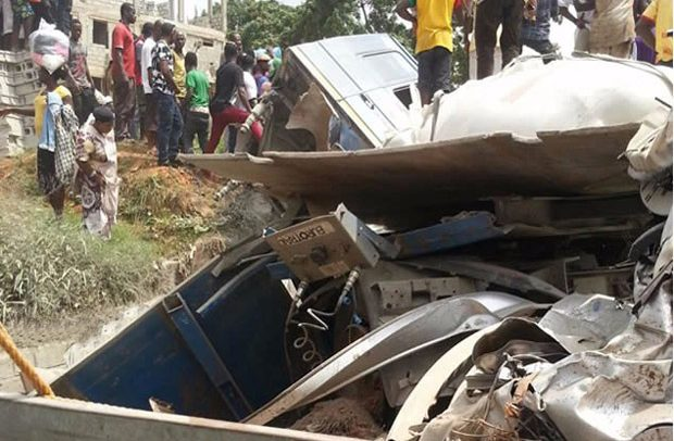 10 Feared Dead In Fatal Accident At Pokuase
