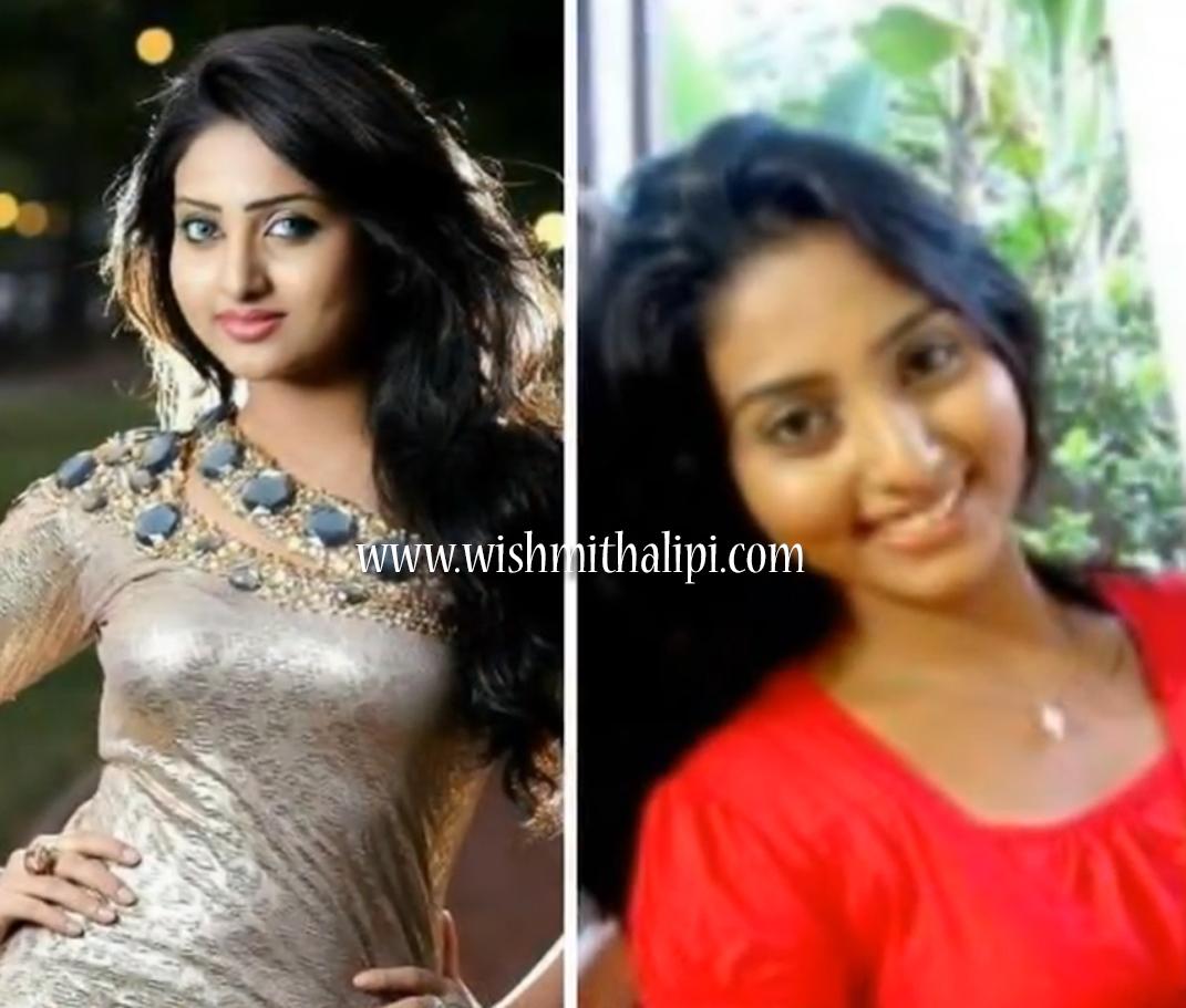 Srilankan Actresses Without Makeup