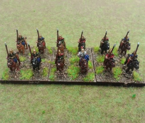 Painting Gallic & Celtic Cavalry picture 4