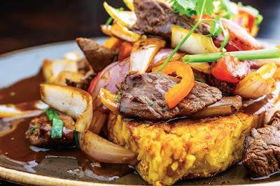 Tacu Tacu Peru, Peruvian gastronomy, Tacu tacu