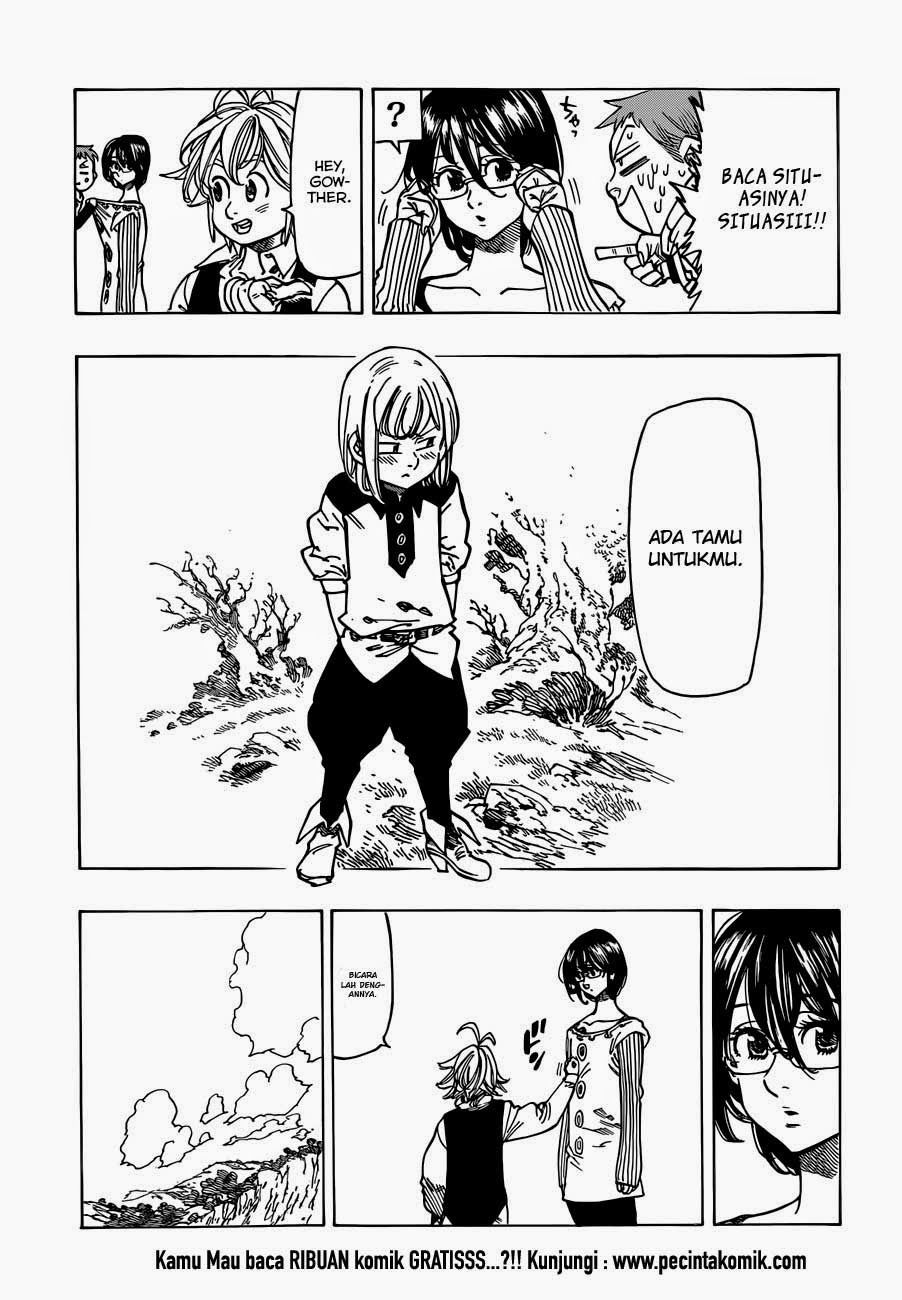 Komik nanatsu no taizai 059 - unpredictable man enters the stage 60 Indonesia nanatsu no taizai 059 - unpredictable man enters the stage Terbaru 19|Baca Manga Komik Indonesia|