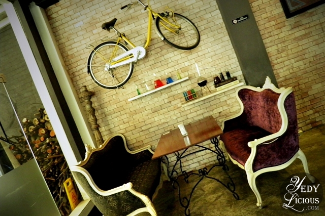 Interior at Alchemy Makati