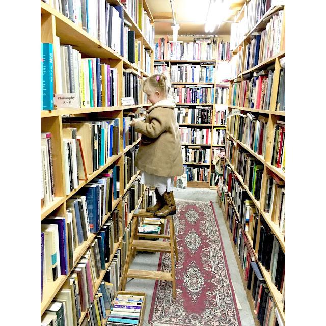 Henniker, vintage books