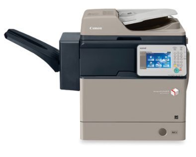 New Drivers: Canon imageRUNNER ADVANCE 8105 MFP Generic PCL6