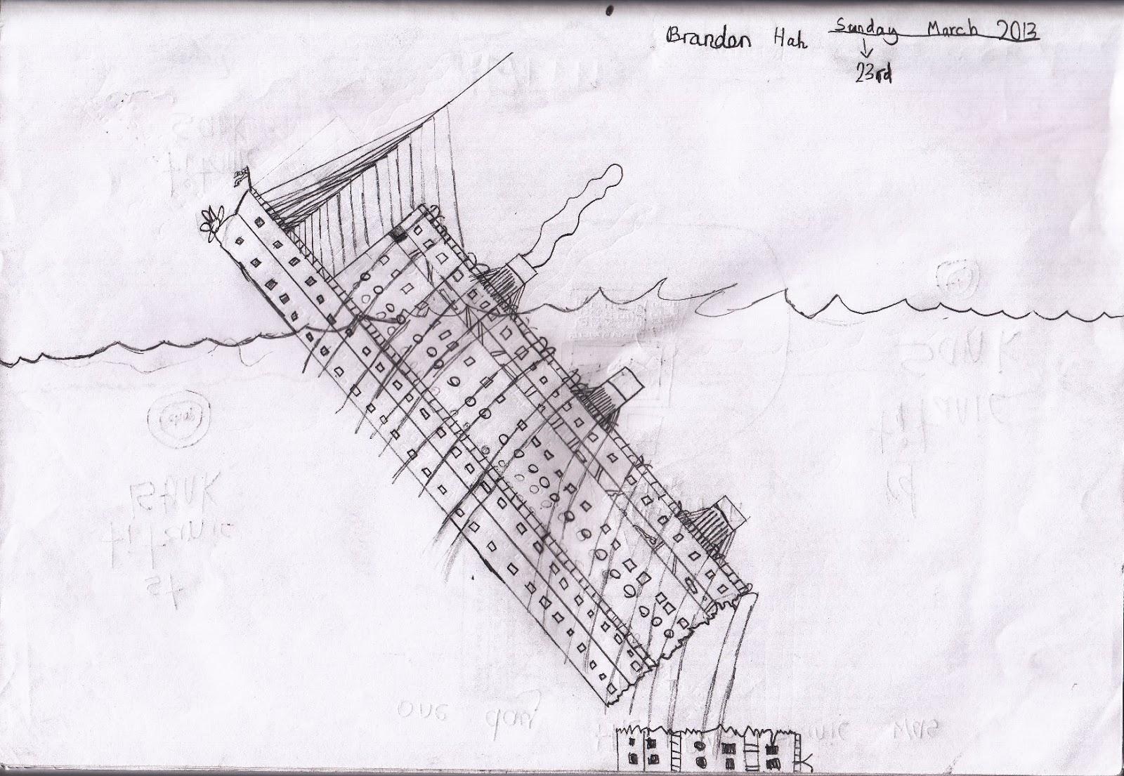 Honey4Boyz: RMS Titanic - 15 Apr 2013