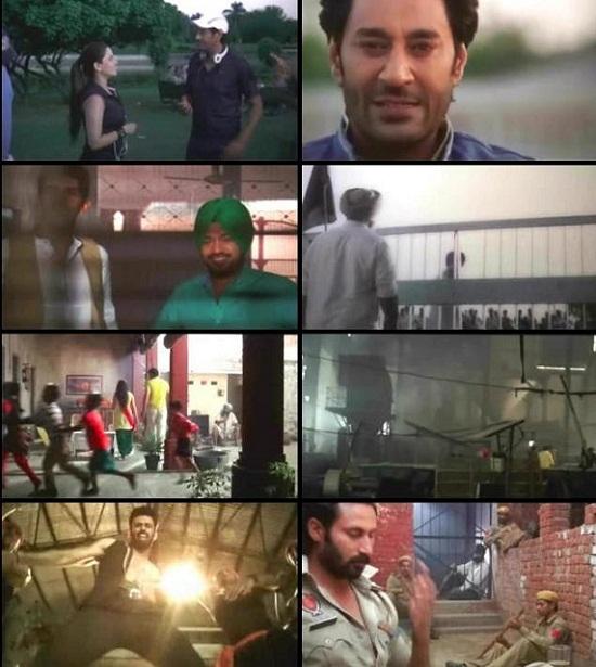 Saadey CM Saab 2016 Punjabi DVDRip Download