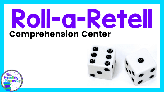 Are you looking for a fun way for students to practice retelling fictional texts? I have the PERFECT activity I use to work on story elements in an engaging way. Students play a dice game to answer various comprehension questions. Engaging and fun for students!
