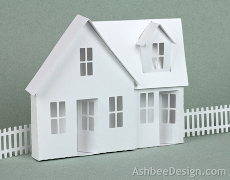 This Tutorial Is For Another House Style The Dormer House It Is A Country Farm House With A Wing And Second Floor Window Dormer I Thought The Village Was