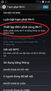 hướng dẫn cách bắt wifi chùa