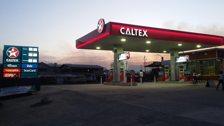 Caltex Service Station