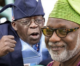 Tinubu Is Our Revered Leader, I Need His Blessing - Akereodolu Recants, Denies He Would Shock Tinubu's Report