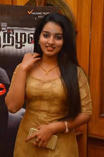 Malavika Menon Stills At Nijama Nizhala Movie Audio Launch ~ Celebs Next