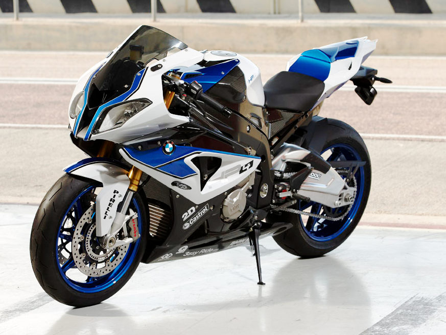 Trussty Jasmine Sport Bike With Sophisticated Features From Bmw