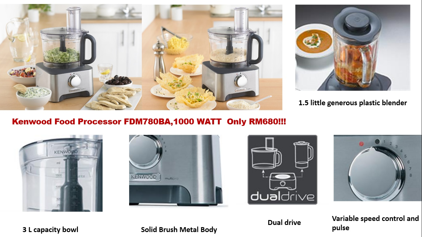 Uncategorized Harrods Kitchen Appliances jom shopping barang uk murah di online fdm780ba food processor by kenwood