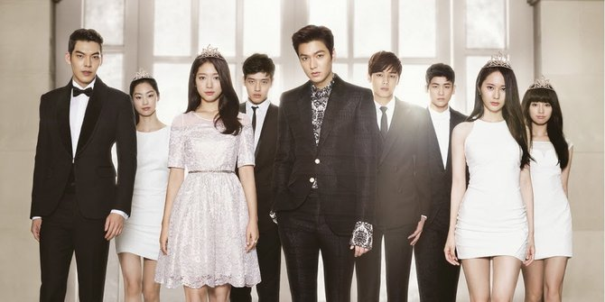 Download Drama Korea The Heirs Batch Subtitle Indonesia