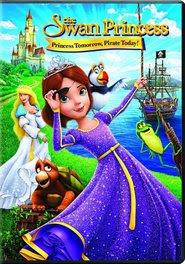Princesa Encantada Princesa e Pirata Dublado