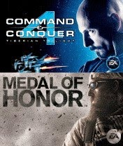 Command & Conquer 4 and Medal of Honor