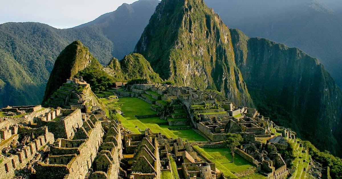 Marketing Turístico Machu Picchu 2015 Por National Geographic